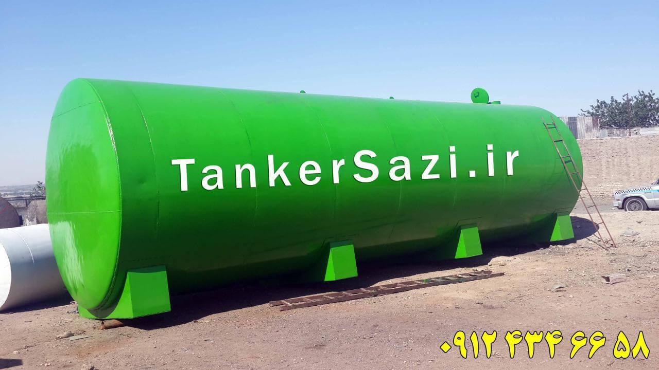 تانکر نفت