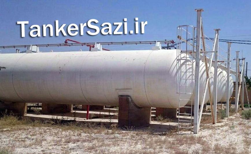 مخزن گاز LPG